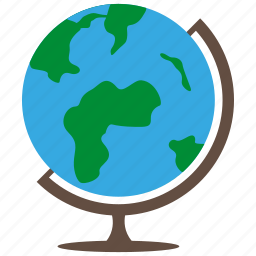 earth, geographic, geography, global, globe, planet, world icon