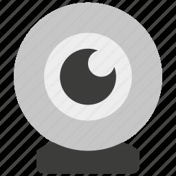 cam, camera, media, video, web, webcam icon