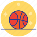 ball, basketball, sport, sport ball icon