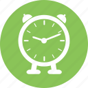 alarm, clock, productivity icon