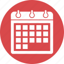 calendar, month, schedule, time icon