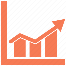 bar, chart, diagram, graph, growth, statistics icon