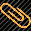 attachment, clip, paperclip