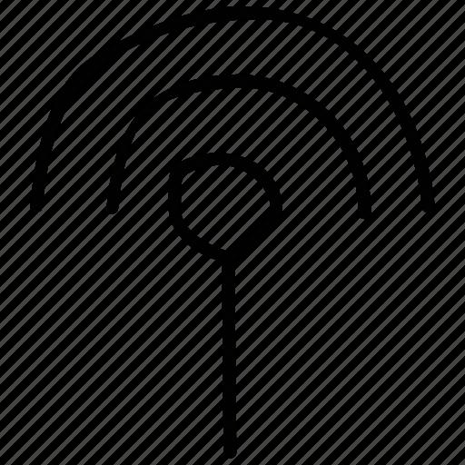internet, internet availability, signals, wifi icon