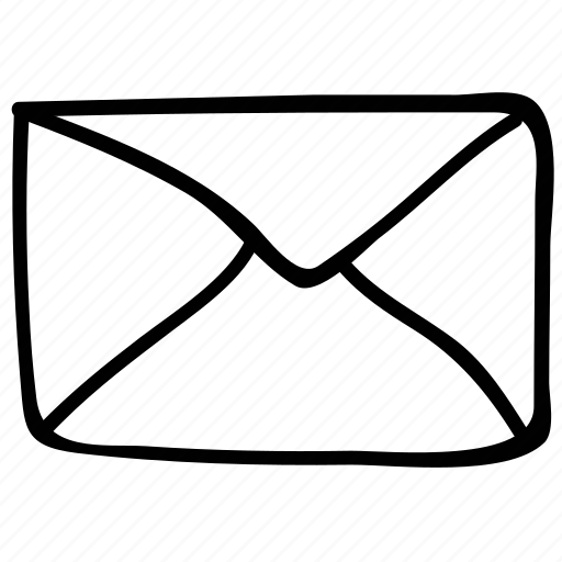 airmail, email, envelope, mail icon