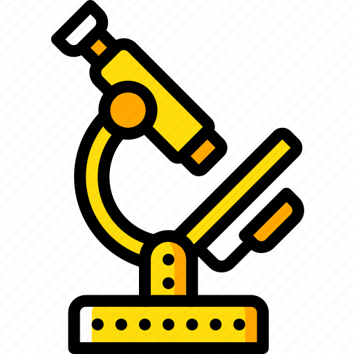 education, knowledge, learning, microscope, school, study icon