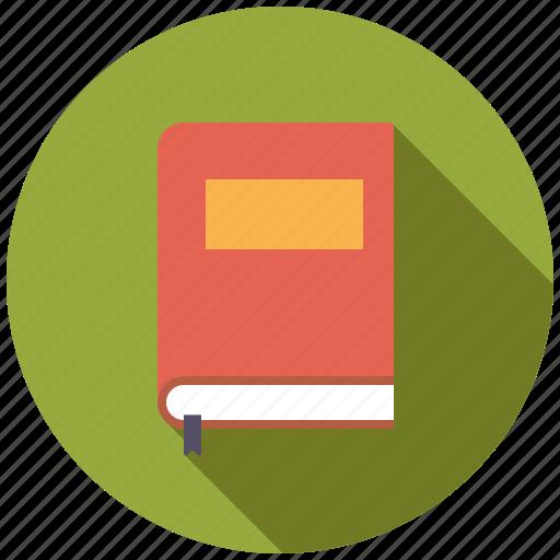 book, college, education, homework, school, university icon