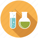 chemistry, class, college, education, laboratory, school, sciences icon