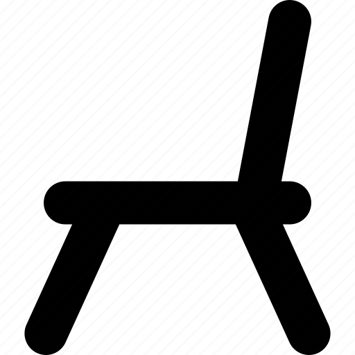 chair, leanring, learn, sit icon