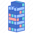 block, jenga, stacking, tower