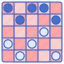 board, checkers, game, play