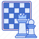 board, chess, game, strategy