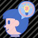 creativity, idea, logical, mind, thinking