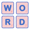 game, letters, scrabble, word
