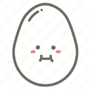 bunny, easter, egg, eggs, emoji, garden, rabbit icon