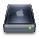 apple harddisk, drive, harddisk icon