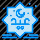 eid, stamp, star, typography