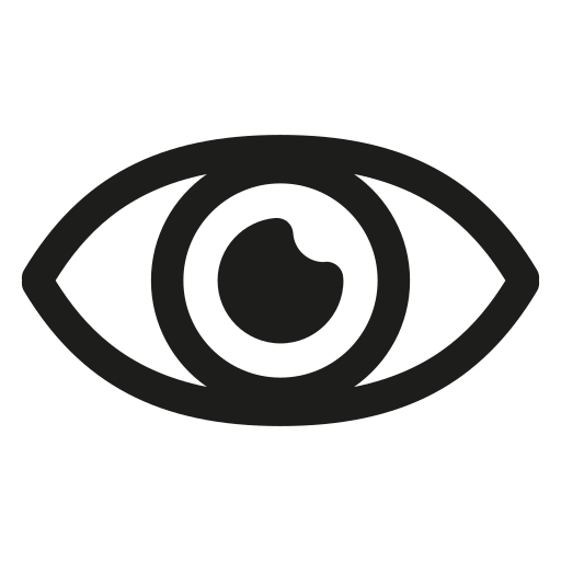 Eye, look, view, visual, watch icon - Free download