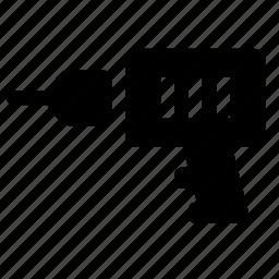 drill, perforator icon