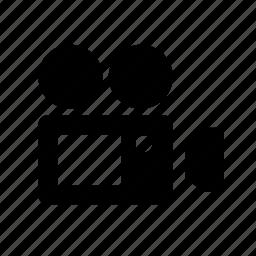 betacam, camera icon