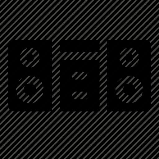 center, music icon