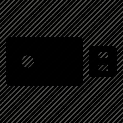 flash, usb icon