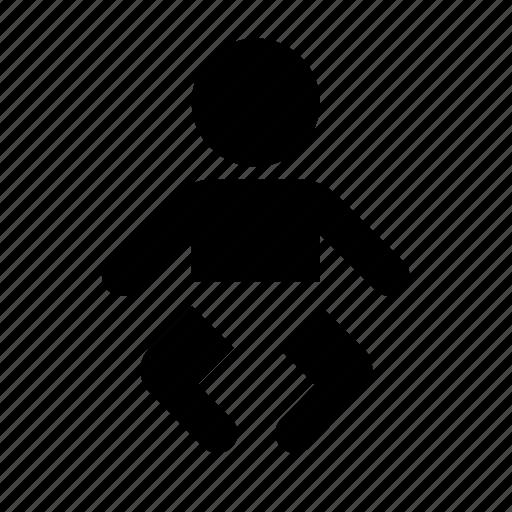 baby, child icon