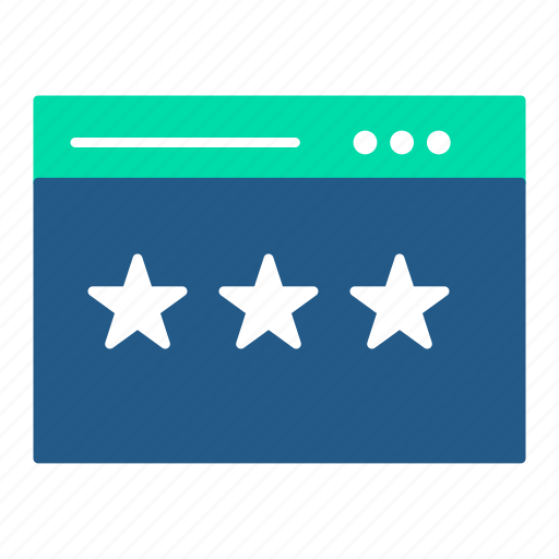 Feedback, premium, rank, rating, review, stars icon - Download on Iconfinder