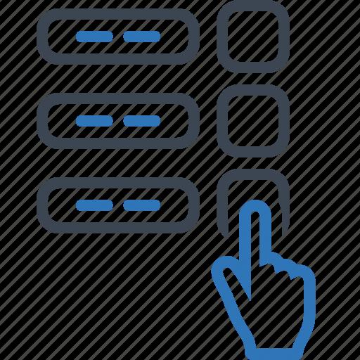 Finger, poll, polling, survey, vote, voting icon - Download on Iconfinder