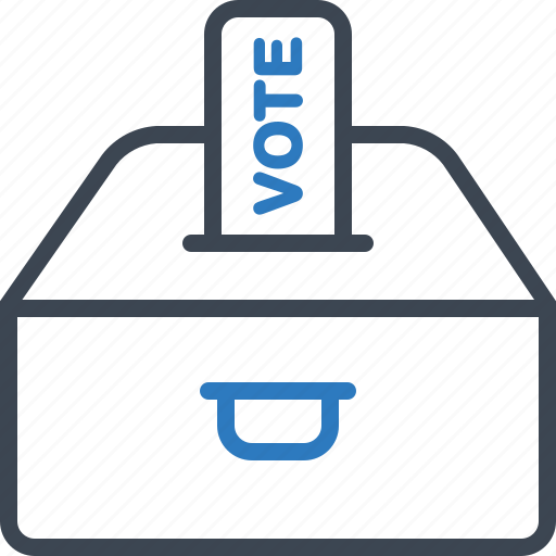 casting, polling, rejected, vote, voting icon