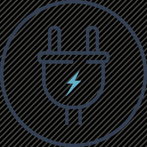 car, electric, shocket, transport icon