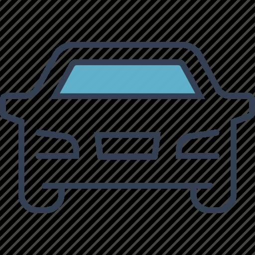 car, electric, transport icon