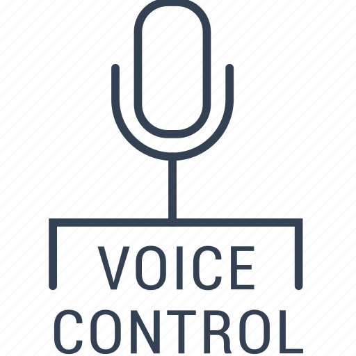 Car, control, electric, microphone, voice icon - Download on Iconfinder