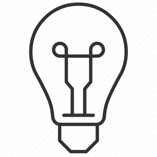 Bulb, electric, energy icon - Download on Iconfinder