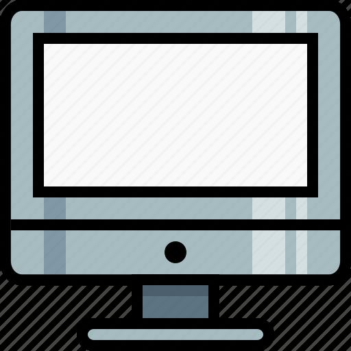 comupter, desktop, display, imac, mac, monitor, screen icon
