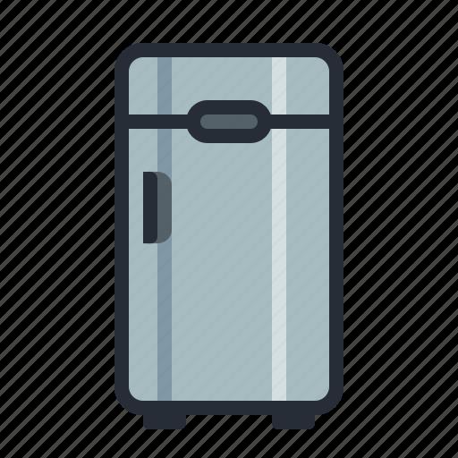appliance, cold, electrical, freezer, fridge, kitchen, refrigerator icon