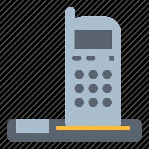 communication, electronics, phone, telephone icon