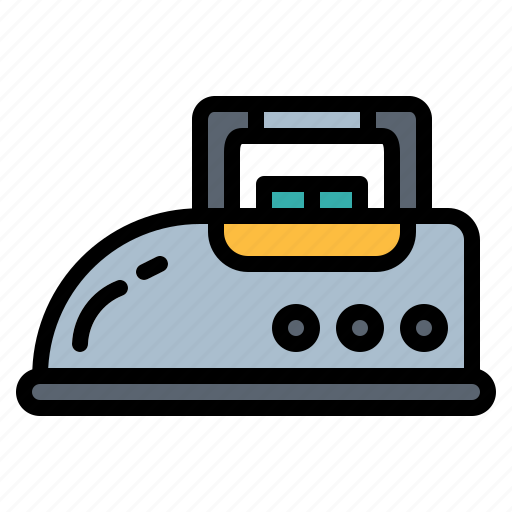Housework, iron, laundry, miscellaneous icon - Download on Iconfinder