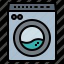 electronics, household, laundry, machine, washing