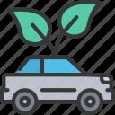 eco, friendly, car, vehicle, plug, automobile, transport