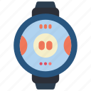 devices, os, smart, watch icon