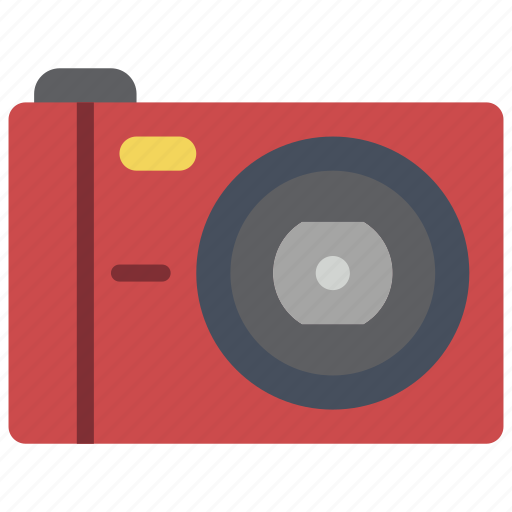 cam, camera, compact, devices, photography icon