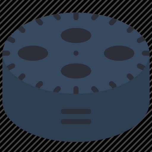 amazon, devices, dot, echo, sound, system icon