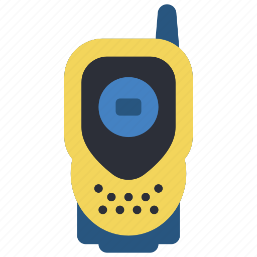 devices, radio, talkie, walkie icon
