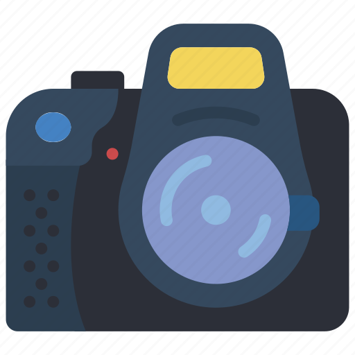 camera, devices, dslr, photography icon