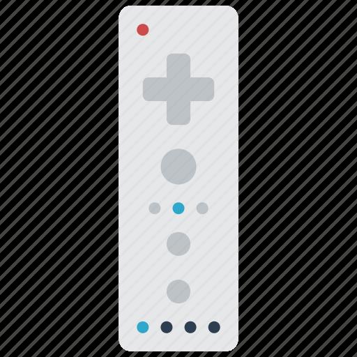 controller, devices, game, nintendo, wii icon