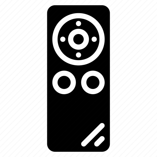 controller, devices, remote, solid icon