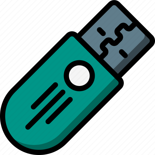 devices, memory, stick, ultra, usb icon