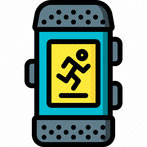 devices, fitness, run, tracker, ultra, watch icon