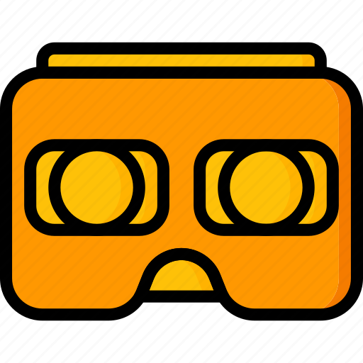 devices, headset, ultra, vr icon